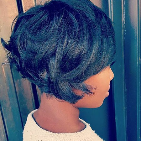 Cute-Hair-Short-Hairstyles-for-Black-Women Best Short Hairstyles for Black Women