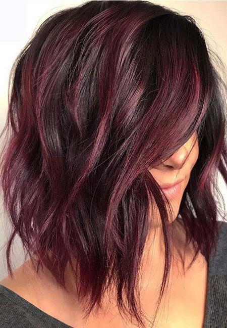 Hair-Color-Ideas-2018 Best Short Hair Color Ideas
