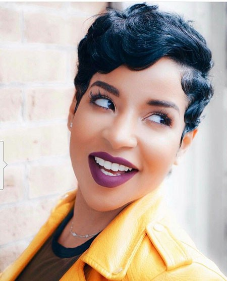 Innovative-Style Cute Short Hairstyles for Black Women