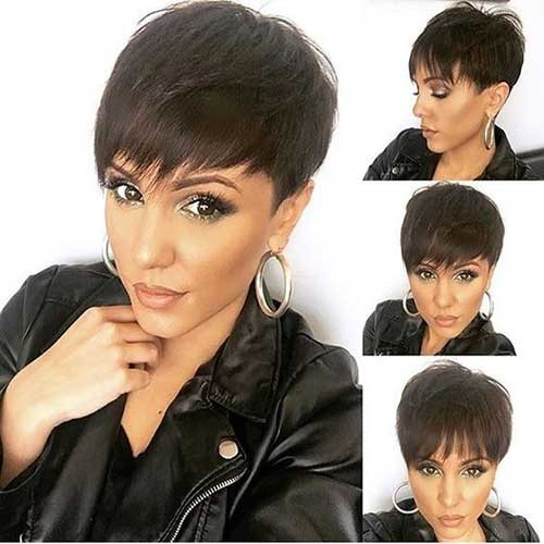 Pixie-Bangs-Haircut Best Short Haircuts You will Want to Try
