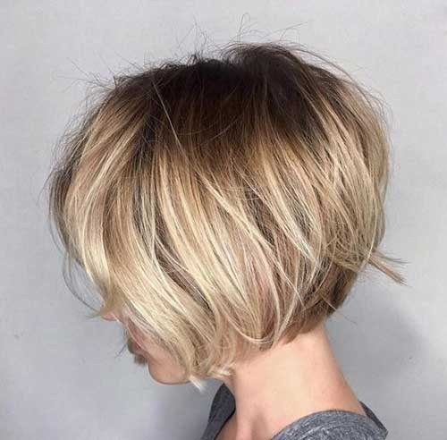 Short-Bob-for-Thin-Hair Best Short Haircuts You will Want to Try