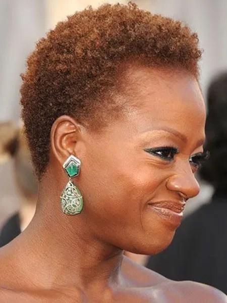Short-Natural-Hairtyles-Black-Hair Short Natural Haircuts for Black Women