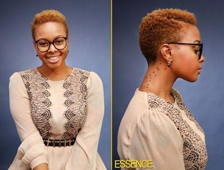 Super-Short-Cut Short Natural Haircuts for Black Women