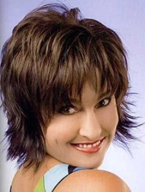 The-Best-Lovely-Short-Shaggy-Haircut Short Shaggy Haircuts
