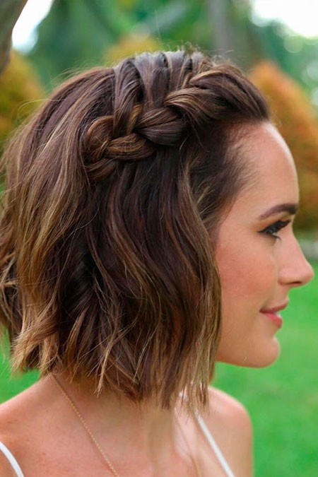 Cute-and-Easy-Hairstyles-for-Short-Hair Cute And Easy Hairstyles for Short Hair