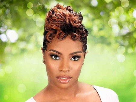 Hair-Waves-for-Black-Women Short Hairstyles for Black Women 2018