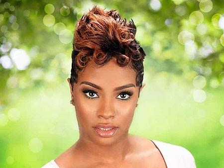 Hair-Waves-for-Black-Women Short Hairstyles for Black Women 2018