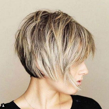 Short-Layered-Haircut Best Womens Short Haircuts
