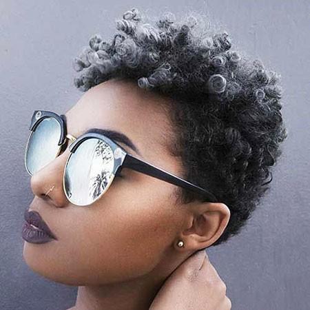 Short-Pixie-Cut-1 Short Curly Haircuts for Black Women