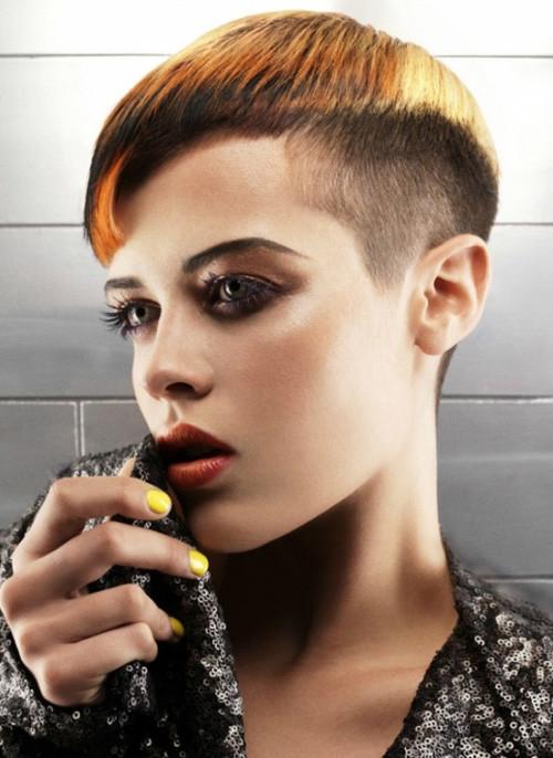 Belinda-Kelly-short-haircut-pics Trendy Short Celebrity Hairstyles