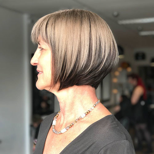 Bob-Hair Best Short Hairstyles for Women 2019