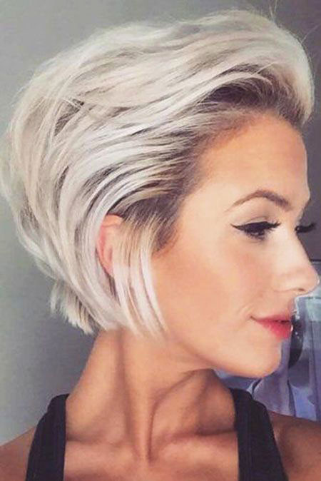 Cute-And-Easy-Hairstyles-for-Short-Hair-1 Cute And Easy Hairstyles for Short Hair