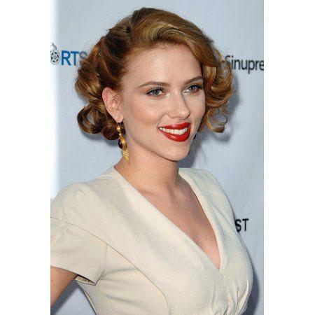 Cute-Style Best Scarlett Johansson Short Hair