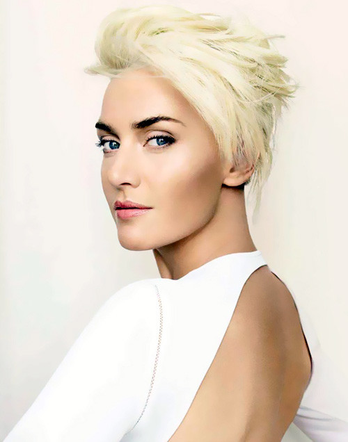 Kate-Winslet-short-haircut-2012 Trendy Short Celebrity Hairstyles
