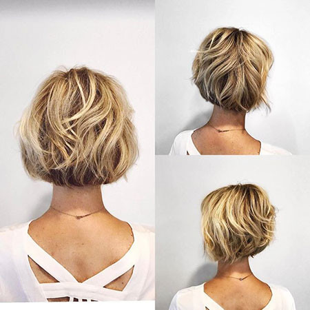 Ritzy-Layered-Bob Best Layered Bob Hairstyles