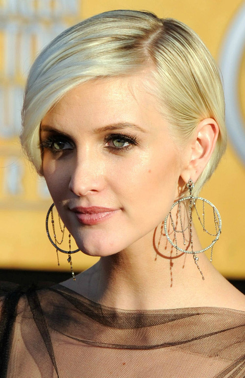 Short-Blonde-Haircut-2012-1 Popular Celebrity Short Haircuts