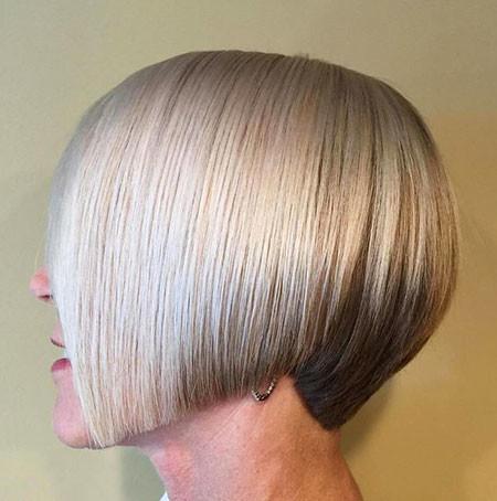 Short-Bob-for-Straight-Hair Short Haircuts for Straight Hair