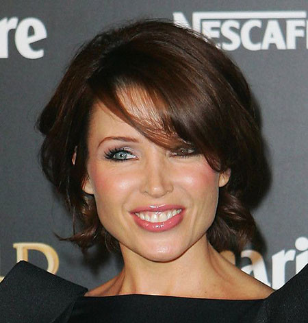 Short-Hairstyles-for-Wavy-Hair-1 Short Hairstyles for Wavy Hair