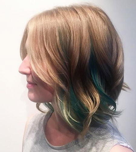 Short-Hairstyles-for-Wavy-Hair-16 Short Hairstyles for Wavy Hair