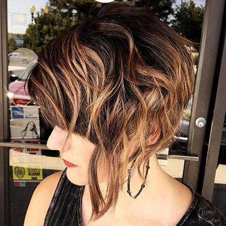 Short-Hairstyles-for-Wavy-Hair-2 Short Hairstyles for Wavy Hair