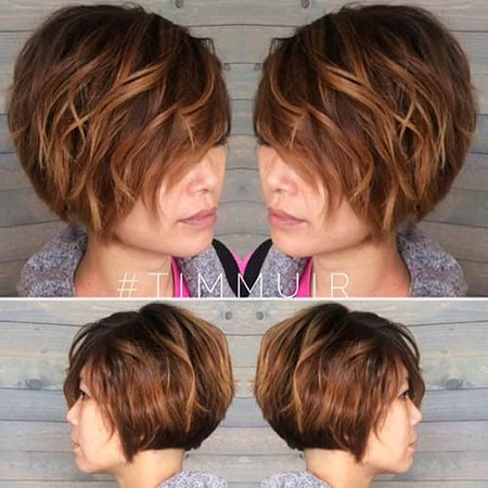 Short-Hairstyles-for-Wavy-Hair-3 Short Hairstyles for Wavy Hair