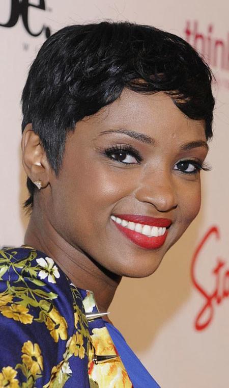 Short-Pixie Short Haircuts for Black Women