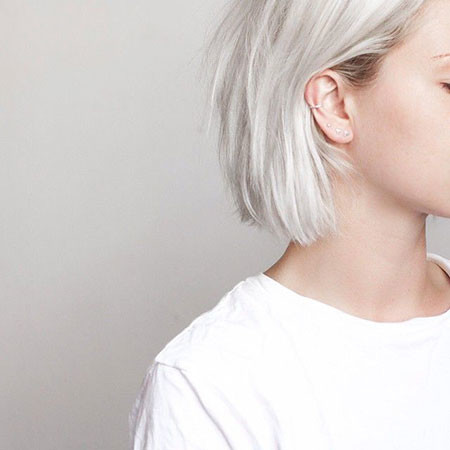 Short-Platinum-Blonde-Hairstyle Short Platinum Blonde Hairstyles