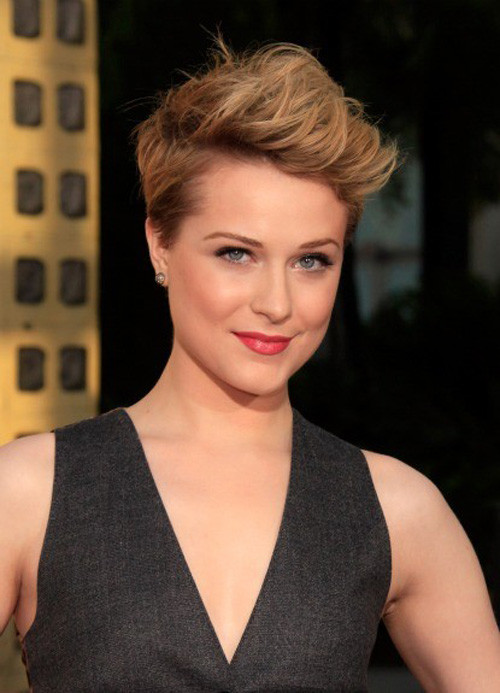 Short-choppy-haircuts-for-women Popular Celebrity Short Haircuts