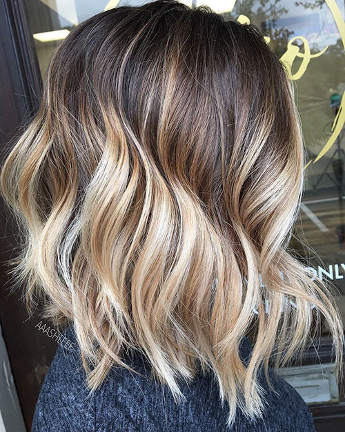 Soft-Curl-Hair Best Short Hairstyles for Women 2019