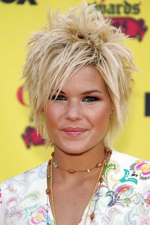 The-Best-Short-Spiky-Haircut-For-Women Spiky Short Haircuts