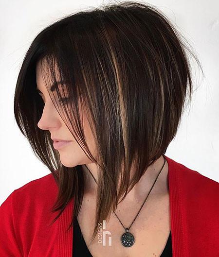 10-Bob-Cut-520 Best Bob Hairstyles for Women 2019