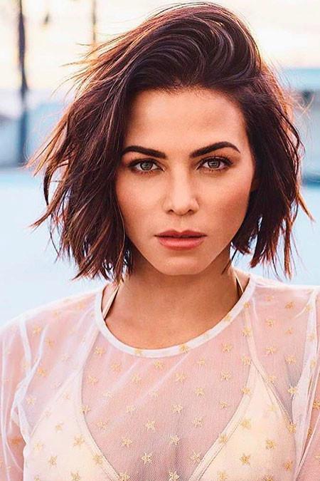 10-Jenna-Dewan-Short-Hairtyles-560 Short Hairstyles for Women