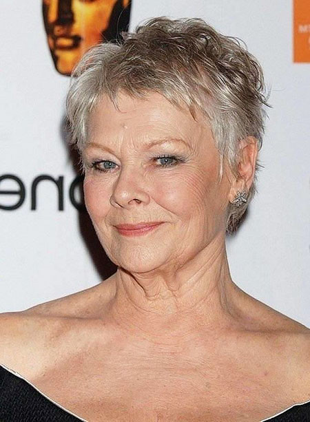 12-Haircuts-for-Women-Over-60-668 Short Hairstyles for Women Over 50