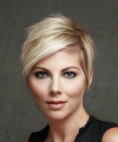15-Short-Blond-Hair-Styles-628 Short Blonde Hair with Bangs