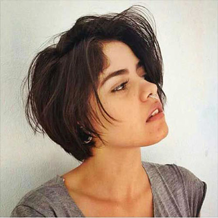 19-Short-Hairtyles-569 Short Hairstyles for Women