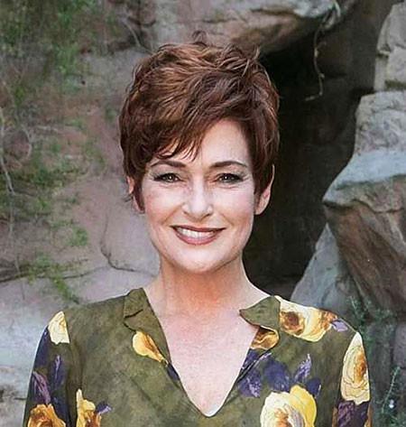 19-Short-Hairtyles-for-Women-Over-50-675 Short Hairstyles for Women Over 50