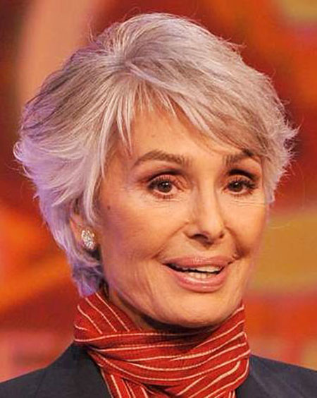 20-Short-Hairtyles-for-Women-Over-50-676 Short Hairstyles for Women Over 50