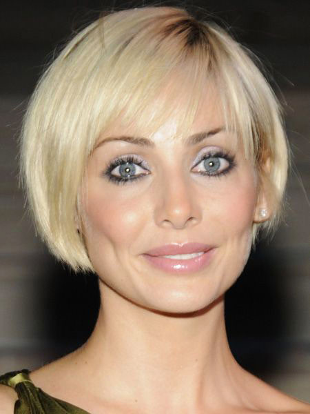 20-Short-Straight-Bob-with-Fringe-633 Short Blonde Hair with Bangs