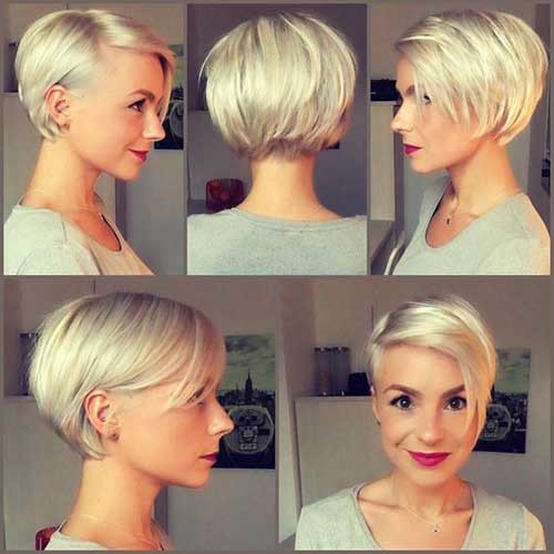 2019-Short-Haircut-for-Women Most Preferred Short Haircuts for Classy Ladies