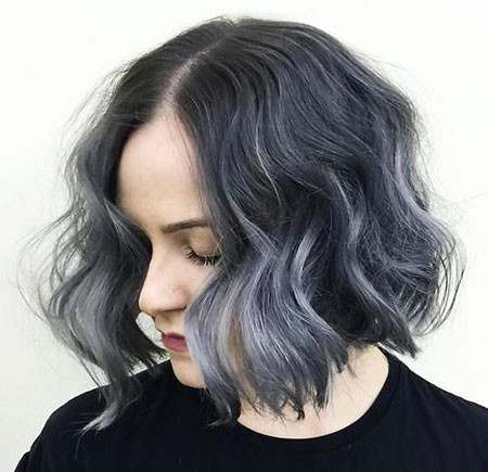 25-Grey-Ombre-Short-Hair-500 Short Ombre Hairstyles