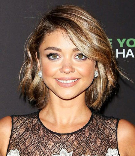 30-Above-Shoulder-Length-Haircut-540 Best Bob Hairstyles for Women 2019