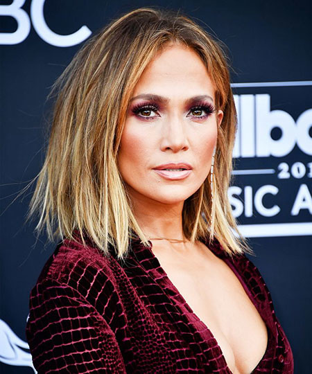 36-Jennifer-Lopez-Billboard-Music-Awards-2018-586 Short Hairstyles for Women