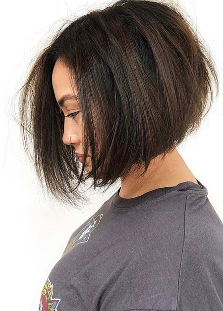 40-Bob-Cut-550 Best Bob Hairstyles for Women 2019