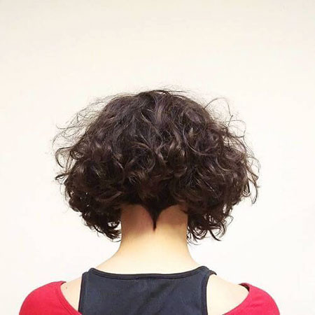 5-Short-Curly-Hair-Aesthetic-450 Short Curly Hairstyles for Women