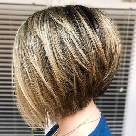 8-Bob-Cut-518 Best Bob Hairstyles for Women 2019