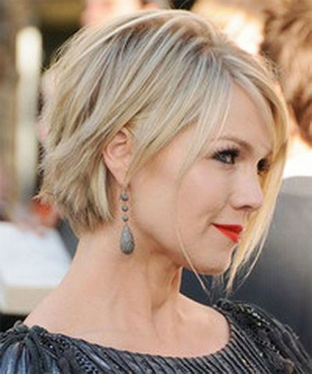 9-Short-Haircuts-for-Women-with-Round-Faces-695 Short Choppy Haircuts