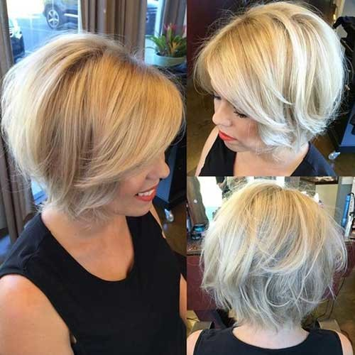 Classy-Fine-Short-Hair-2019 Most Preferred Short Haircuts for Classy Ladies