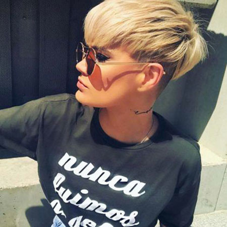 Edgy-Pixie Short Edgy Hairstyles