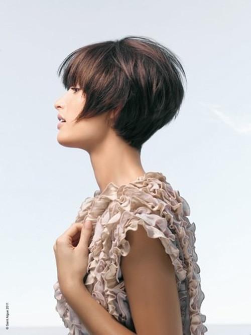 Photos-of-short-hairstyles Short Hair 2019 Trend