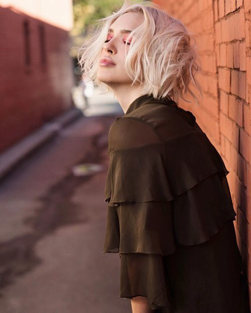 Sexy-Hair Best Short Hairstyles for Girls 2019
